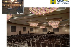 Doubletree Hilton, Jacksonville FL-Before & After