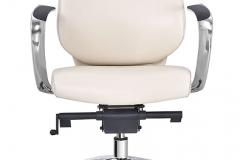 Cream task chair