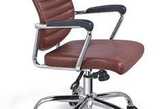 Rust Task Chair
